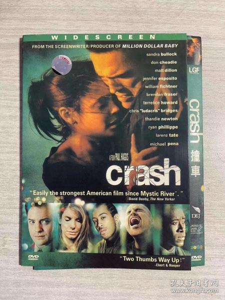 撞车(DVD 光盘)