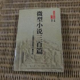微型小说三百篇:《微型小说选刊》精华本