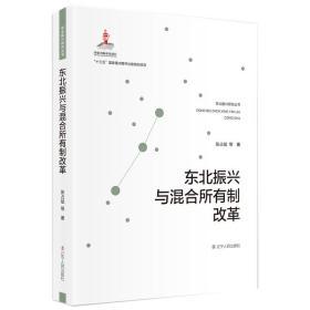 东北振兴研究丛书:东北振兴与混合所有制改革  (精装)