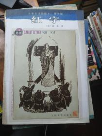 名著名译插图本:红字