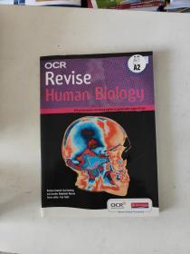 【外文原版】OCR Revise Human Biology AS/A2