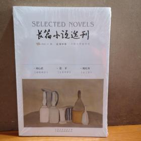 长篇小说选刊 2020年第6期(刘心武《邮轮碎片》张平《生死守护》刘庆邦《女工绘》)全新未开封