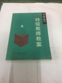 高中语文 特级教师教案 (5)