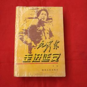 毛泽东走进延安