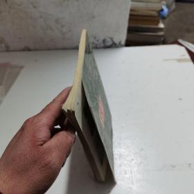 岳松侪 书画选集 有签名有折角请看清图片在下单