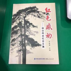 红色感动 : 林白同志纪念文集