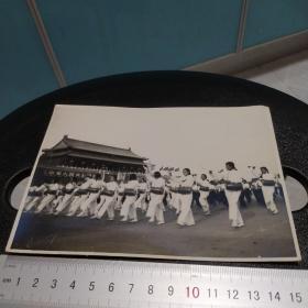五.六十年代庆祝国庆照片