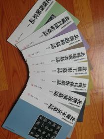 珍稀北朝墓志精选系列(一套8册)