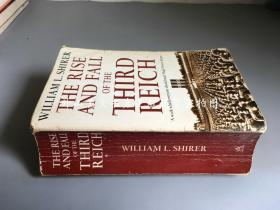 the rise and fall of the third Reich:a history of Nazi Germany(第三帝国的兴亡:纳粹德国史 品弱)