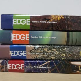 The Edge Level A,B, C , Fundamental全新正版 共有四个级别,价格为其中单一本。