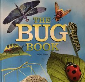 精装 the bug book 虫书