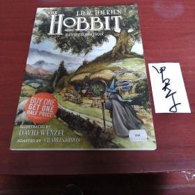 The Hobbit: Graphic Novel 霍比特人,插图版