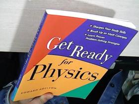 Get Ready for Physics-为物理做准备