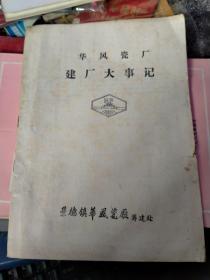 景德镇十大瓷厂之·华风瓷厂建厂大事记