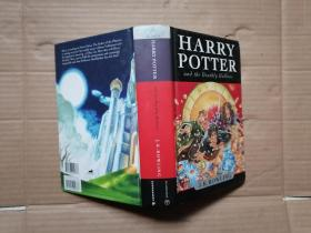 Harry Potter and the Deathly Hallows   精装