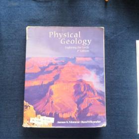 Physical Geology Exploring the Earth 4h Edition 物理地质学 探索地球版 第四版