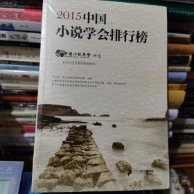2015中国小说学会排行榜