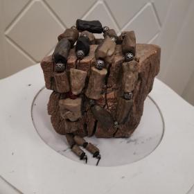 木化石手链手串项链
