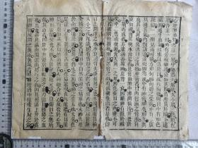 古籍散页《审视瑶函》⑥