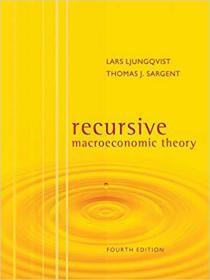 Recursive Macroeconomic Theory (The MIT Press)