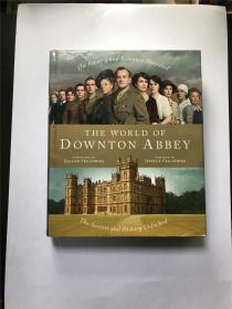The World of Downton Abbey 唐顿庄园 英文原版