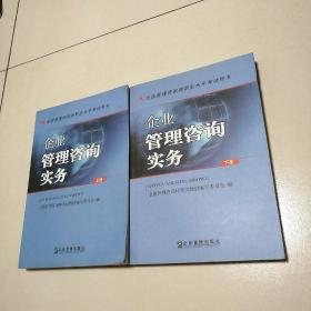 企业管理咨询实务-全国管理咨询师职业水平考试用书(上下册)