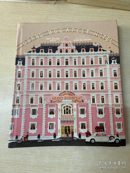 The Wes Anderson Collection:The Grand Budapest Hotel