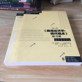 宏观经济学:现代观点 第六版 A Modern Approach  + 配套 练习册 两本合售 正版 无笔迹