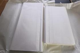 日本80年代老宣纸  光远2刀共85张 书画用宣纸 N1134
