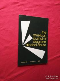 the american journal of drug and alcohol abuse Volume33 number2