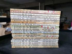蔡志忠经典老版书籍中国古籍漫画系列 全集套装23册三联正版现货