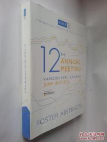 12THANUAL MEETING VANCOUVER CANADA JUNE 18-21  2014