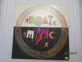 黑胶唱片:BOAT MUSIC