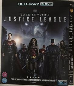 正义联盟(BD50珍藏版)