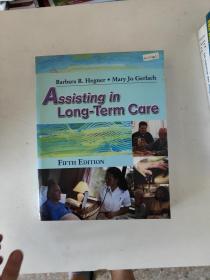 【外文原版】 Assisting in Long-Term Care FIFTH EDITION 协助长期护理第五版