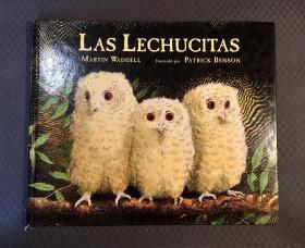 精装大开本Las Lechucitas