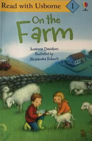 平装 read whith usborne 1 on the farm 在乌斯本1号农场阅读