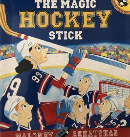 平装 The Magic Hockey Stick 曲棍球棒
