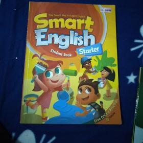 Smart  English  Student Book  Starter 无光盘