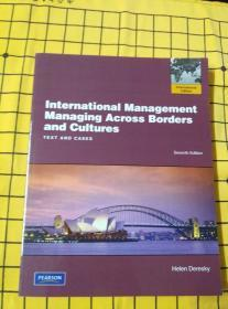 International Management Managing Across Borders and Cuilures(英文原版)