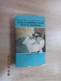 外文书  LADY CHATTEREY,S LOVER BY  DH LAWENCE  共360页