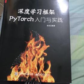 深度学习框架PyTorch:入门与实践 陈云