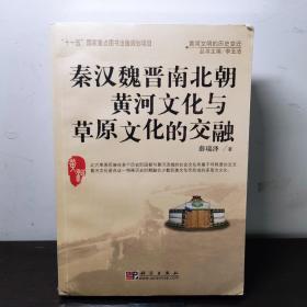 秦汉魏晋南北朝黄河文明与草原文化的交融:黄河文明的历史变迁