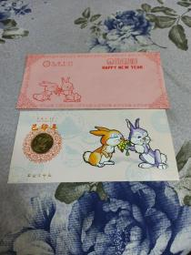 贺年礼品卡(99兔年)