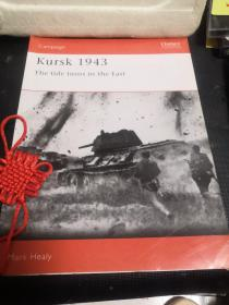 Kursk 1943 :The tide turns in the East(Campaign.16)