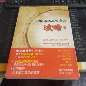 中国市场品牌成长:攻略(2)