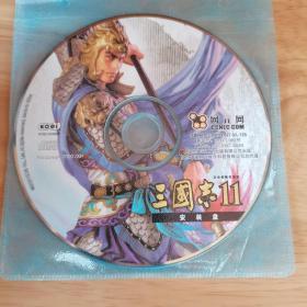 【游戏光盘】三国志11 仅2CD