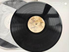 黑胶老唱片:世界著名小夜曲集锦 永恒的旋律(三) 尺寸:  30 × 30 cm