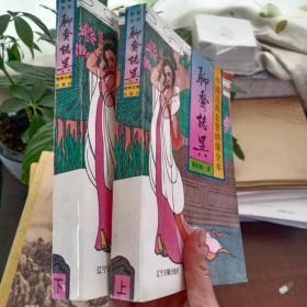 中国古典名著绣像全本:聊斋志异(上下册)