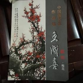 中国画名家作品选:王成喜梅花